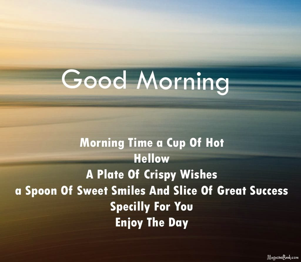 1229 Best Good Morning Quotes Facebook Whatsapp Status Good