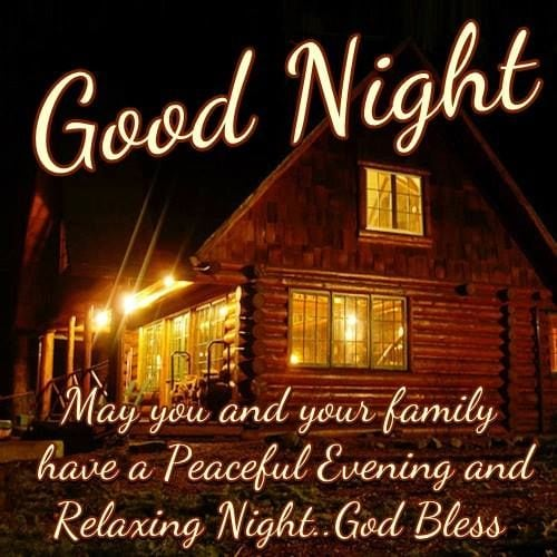 3020 God Bless You Good Night Gif With Quote Facebook Whatsapp