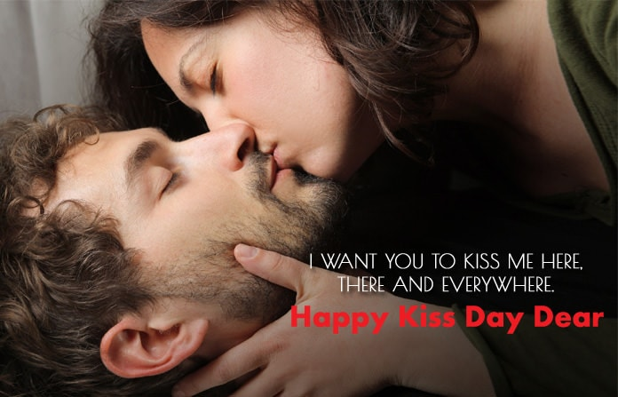 3823 Seductive Kiss Day Images Facebook Whatsapp Status