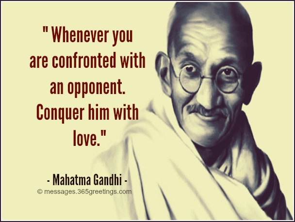 Gandhi Quotes On Peace Magnificent 48MahatmaGandhiFamousPeaceQuotesFacebookWhatsappStatus