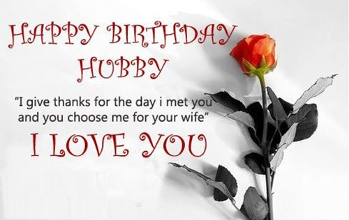 4532 Birthday Wishes Greeting Quotes Sms Messages Husband Facebook Whatsapp Status