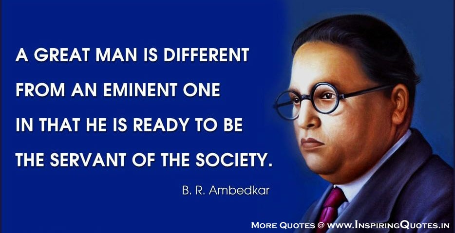 4937 Dr B R Ambedkar Quotes In Hindi With Meaning English