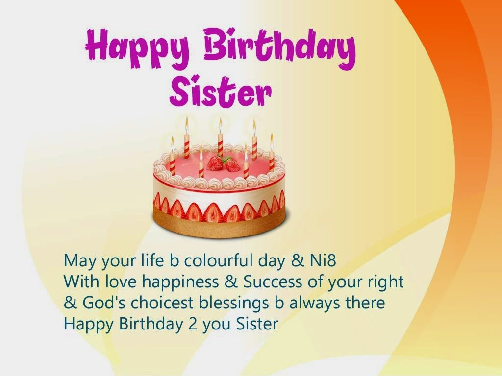 5505 Happy Birthday Shayari In Hindi For Sister Facebook Whatsapp Status Birthday Wishes
