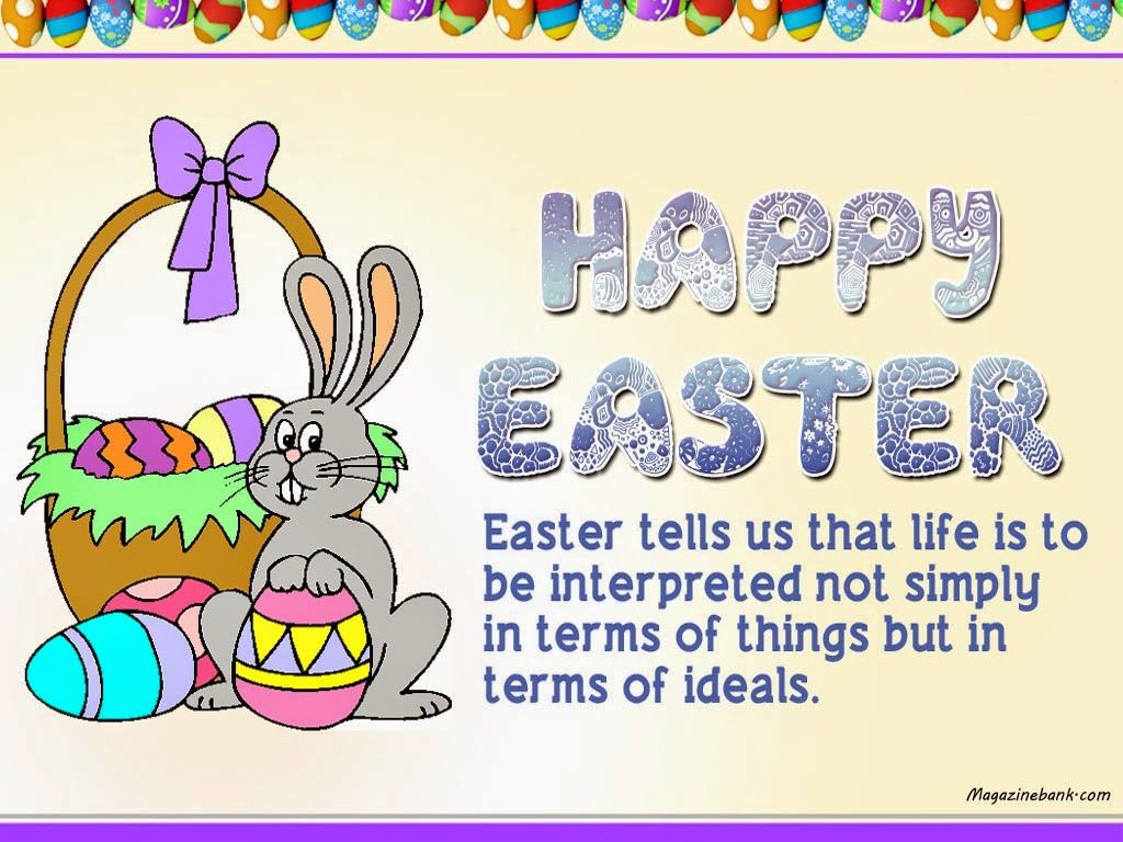 5511 Happy Easter Quotes Sayings With Wishes Greeting Cards