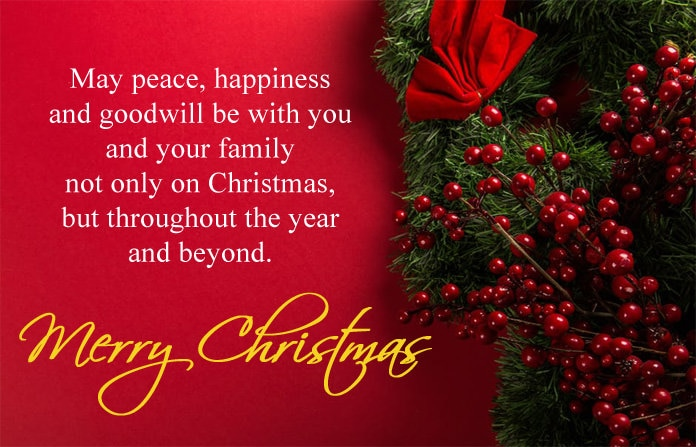 5820 merry christmas messages facebook whatsapp status
