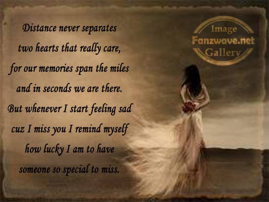 Alone and missing you quotes