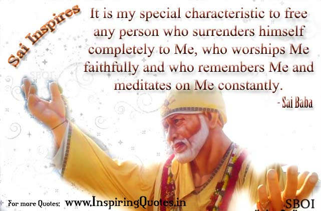 6699 Sai Baba Thoughts Quotes Suvichar Anmol Vachan With