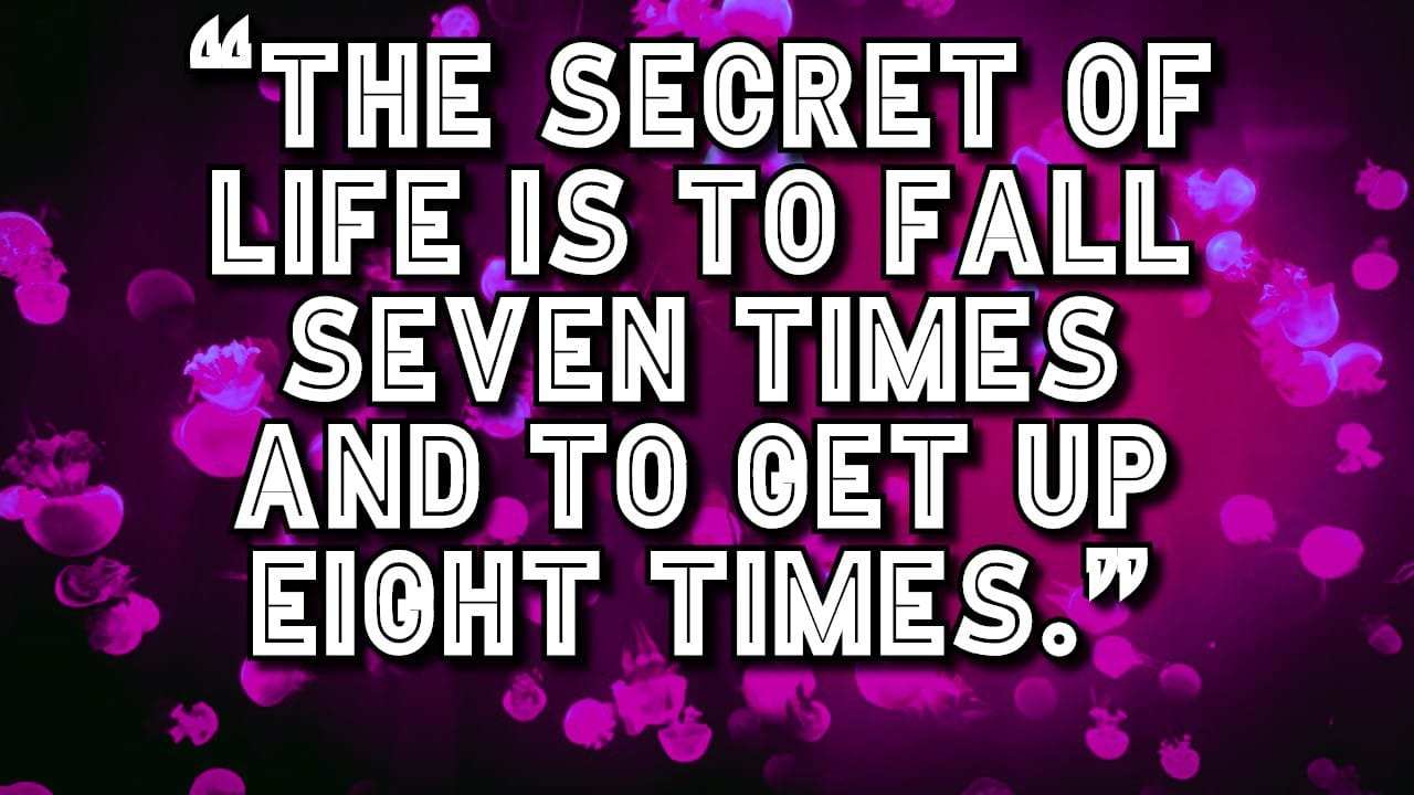 , The secret of life is to fall-Failure-Quotes, failure quotes
