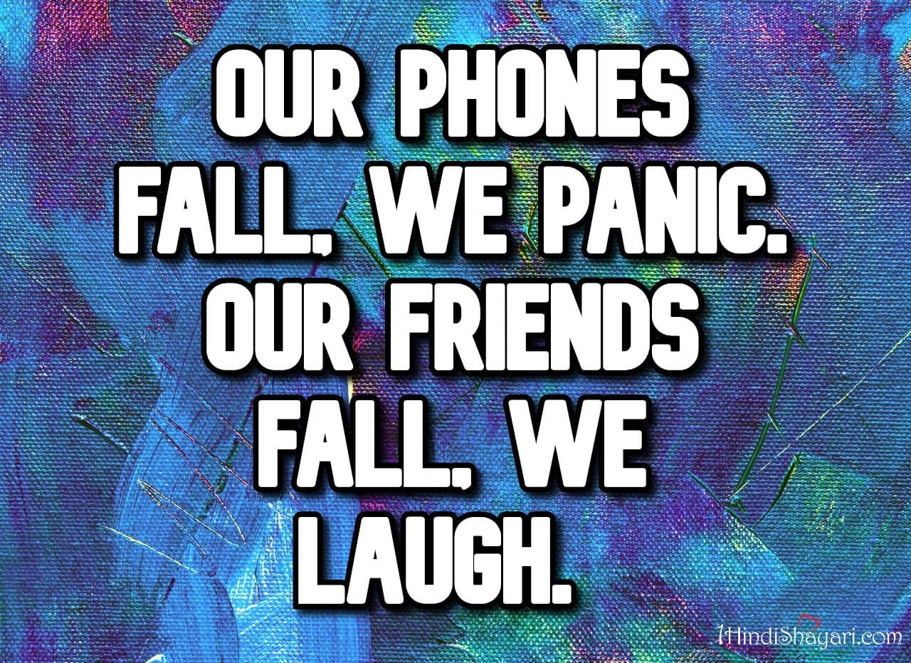 , Ur phones fall-Funny-Quotes, funny quotes