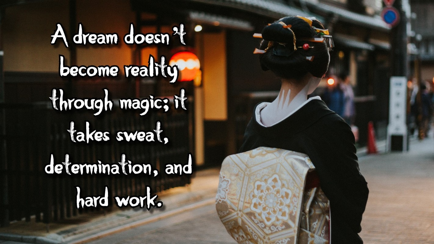Dream Quotes In English