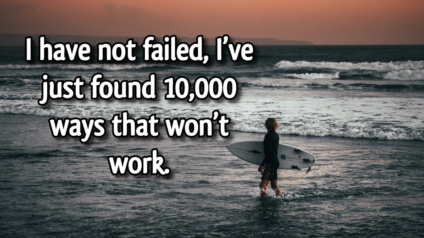 Failure Quotes In English