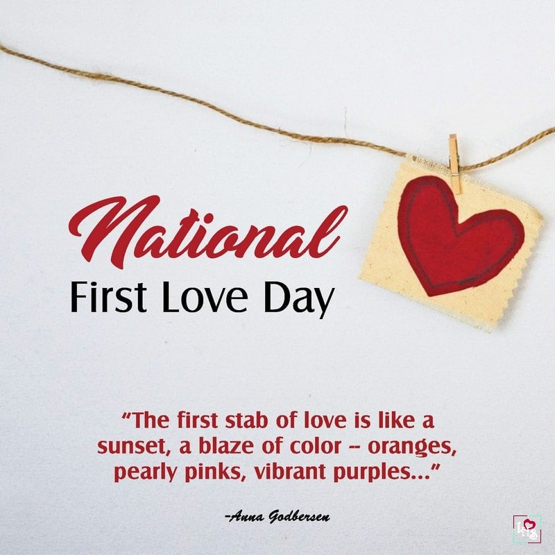 National First Love Day Images Status, National First Love Day Images, Status, Quotes &  Messages, national first love day quotes hindishayari