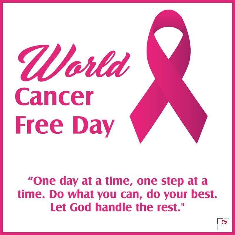 World Cancer Free Day Inspirational Quotes, World Cancer Free Day Inspirational Quotes, Images & Messages, world cancer free day hindishayari